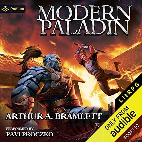 Modern Paladin: Publisher's Pack Audiobook By Arthur A. Bramlett cover art