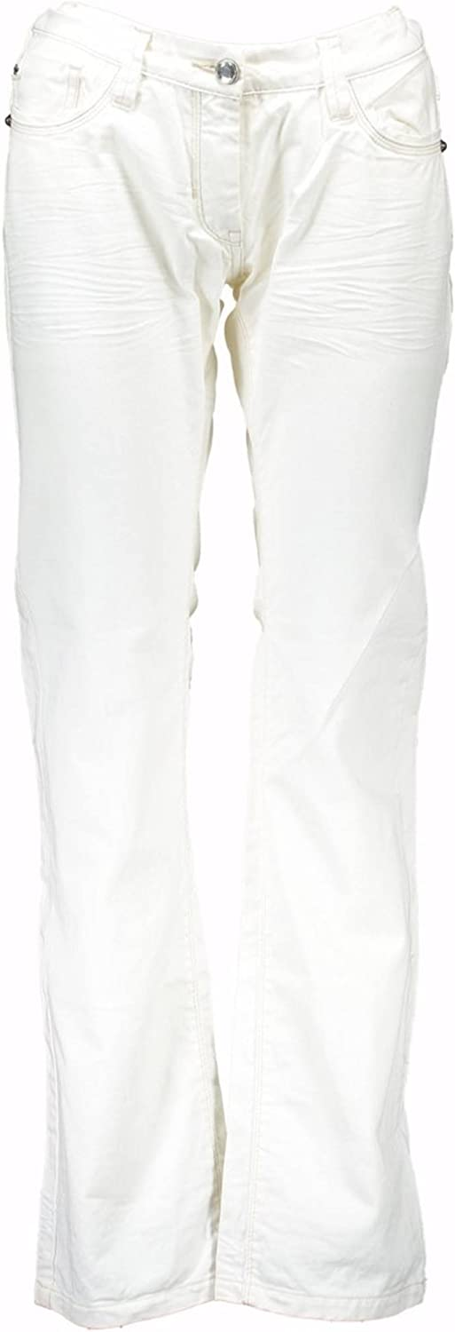 DATCH 69W4455 Trousers Women White 101 31