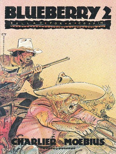Blueberry Two by Moebius (June 19,1990)