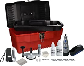 Clearshield Windshield Repair Kit - Windshield Repair - Windshield Crack Repair Kit - Professional - Auto Glass Repair Kit - Restores to a Fine Smooth Finish (200+ Repairs)
