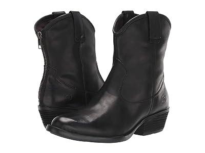 Born Wynd (Black Full Grain Leather) Women