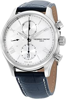 Frederique Constant Runabout Automatic Movement Silver Dial Men's Watch FC-392MS5B6