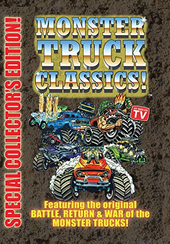 MONSTER TRUCK CLASSICS - Special Collector's Edition!
