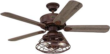 Westinghouse 7206940 Ventilatore a Soffito Metallo 132 x 132 x 36 cm Cromo Satinado