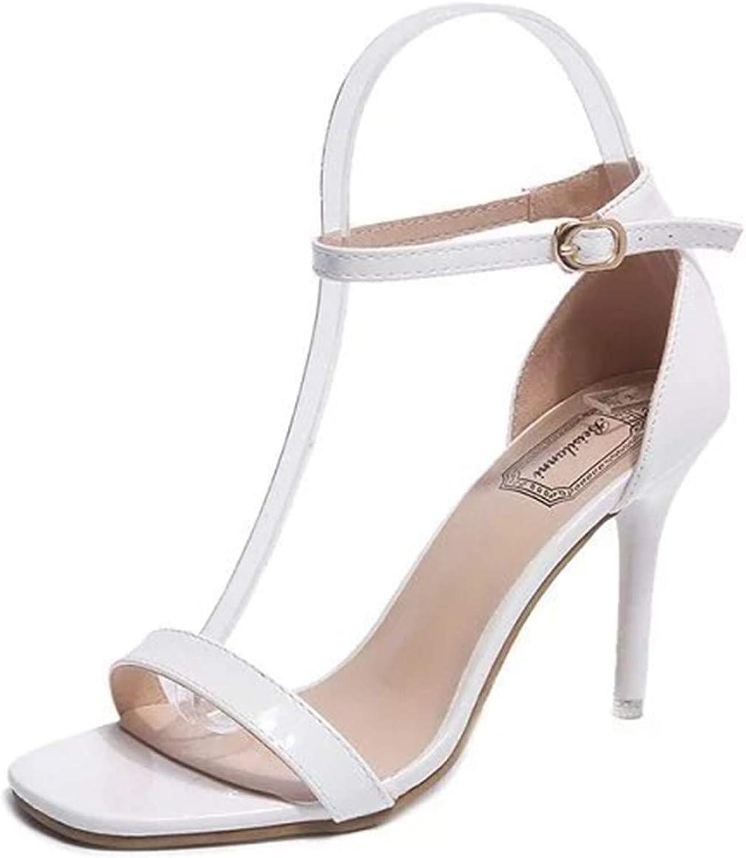 Sandals New Summer High Heels Sandal Nude Heels Sandals Party Dress M461