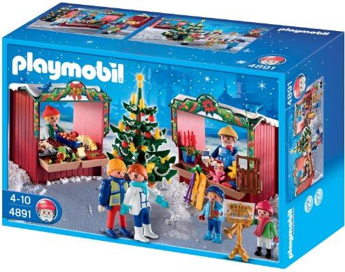 Playmobil 4891 - Weihnachtsmarkt