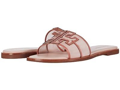 Tory Burch Ines Slide (Seashell Pink/Tramonto/Seashell Pink) Women
