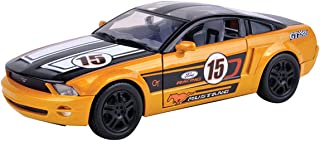 Motormax Gt Racing Ford Mustang Gt Concept Die Cast Model - 3 Years And Above - Multi Color