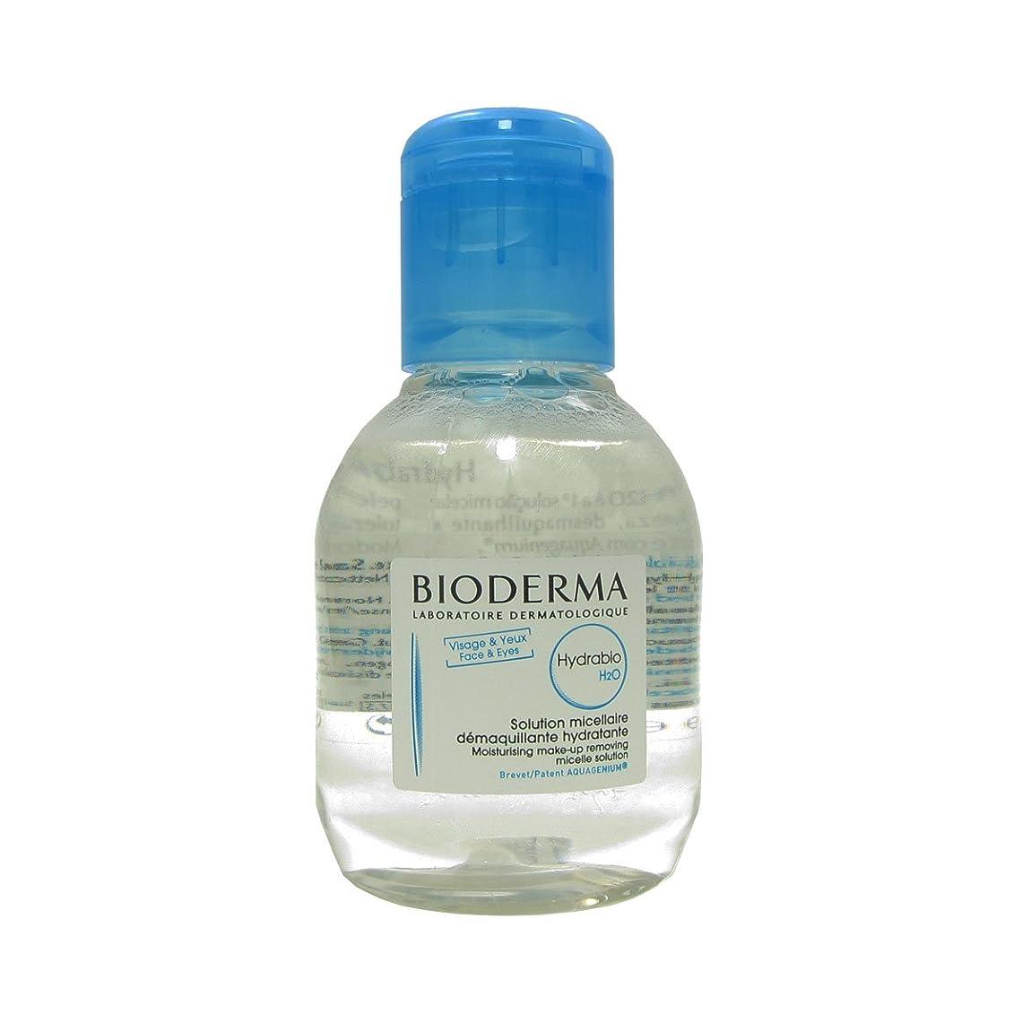 是正するトピック宿題をするBioderma - Hydrabio H2O Moisturising Make-up Removing Micelle Solution (100 ml) [並行輸入品]