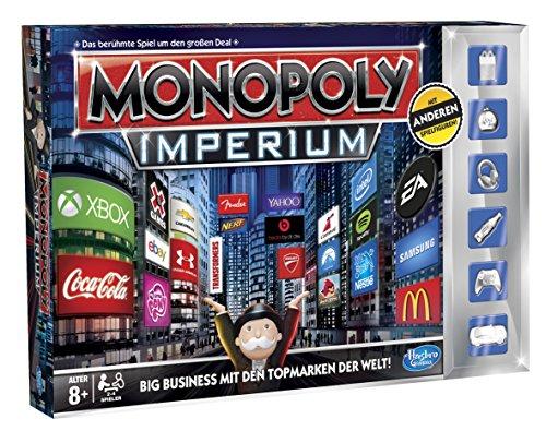 Hasbro A4770398 - Monopoly Imperium - Edition 2014, Spiel