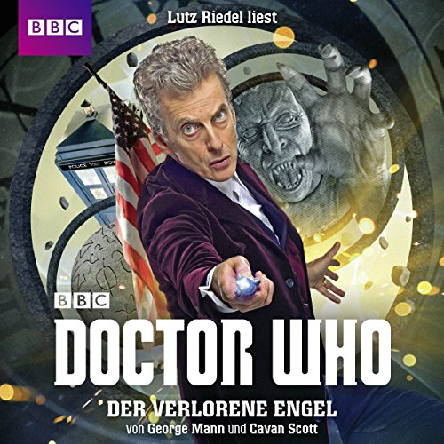 Der verlorene Engel audiobook cover art