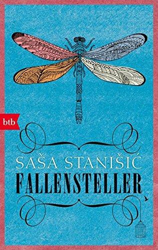 Buchseite und Rezensionen zu 'Fallensteller: Erzählungen' von Saša Stanišić