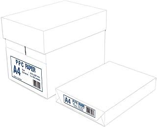 エイピーピー・ジャパン 高白色 コピー用紙 PPC PAPER A4 白色度93% 紙厚0.09mm 2500枚(500枚×5冊)