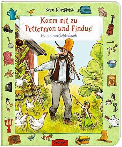 Komm mit zu Pettersson und Findus!: Ein Wimmelbuch