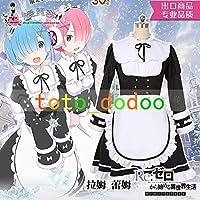 Reゼロから始める異世界生活 OVA Memory Snow ラム スプレ衣装