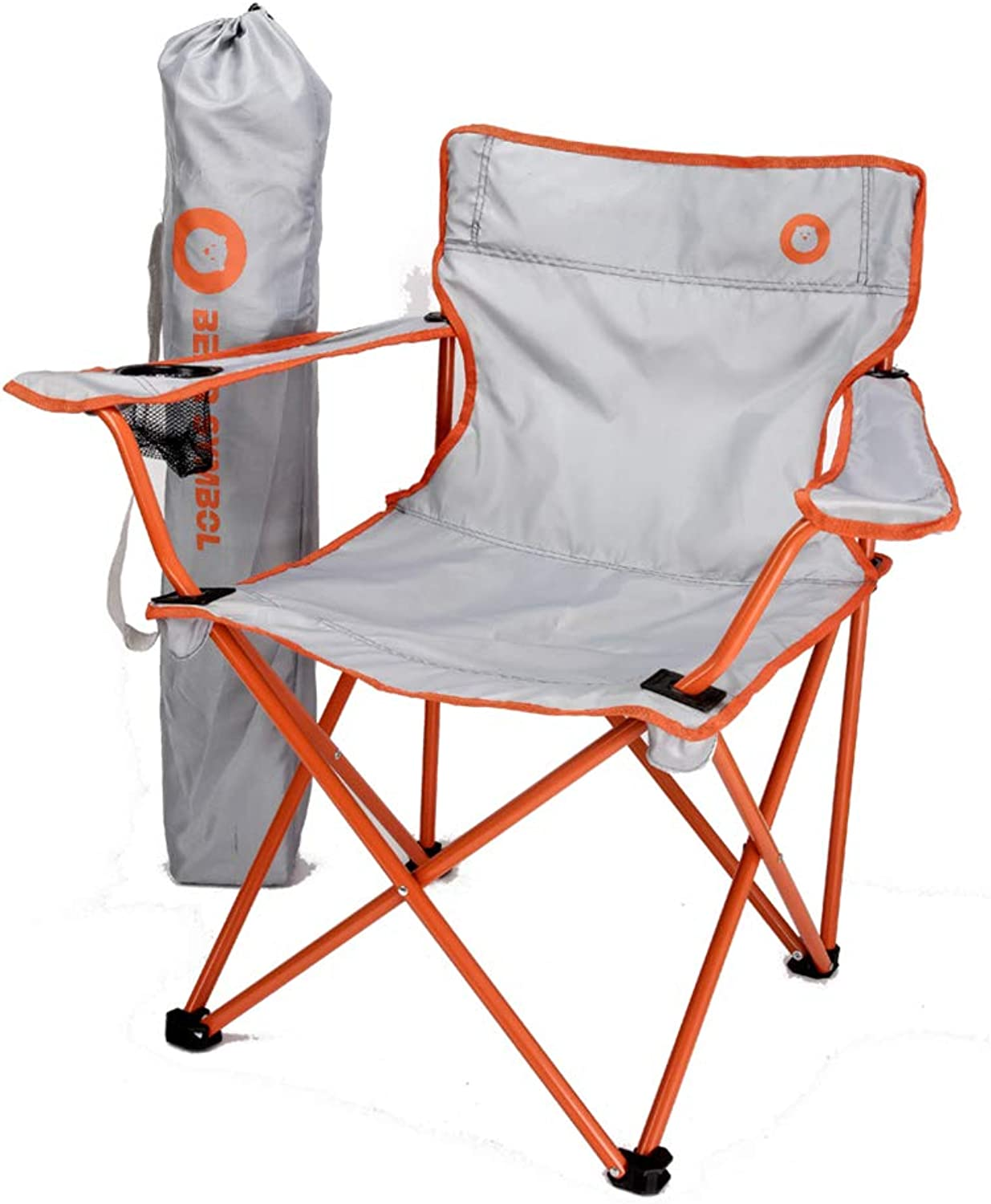 Camping Chair Folding Chair Ultra Light Portable Camping, Hiking, Picnic, Fishing, Sports 2 colors