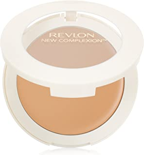 Revlon New Complexion One-Step Compact Makeup, Natural Tan,1 Count