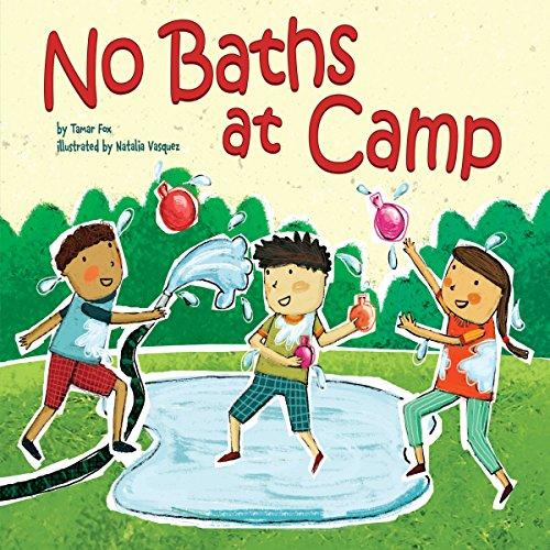 No Baths at Camp copertina
