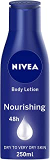 NIVEA, Body Care, Body Lotion, Nourishing, Dry to Very Dry Skin, 250ml