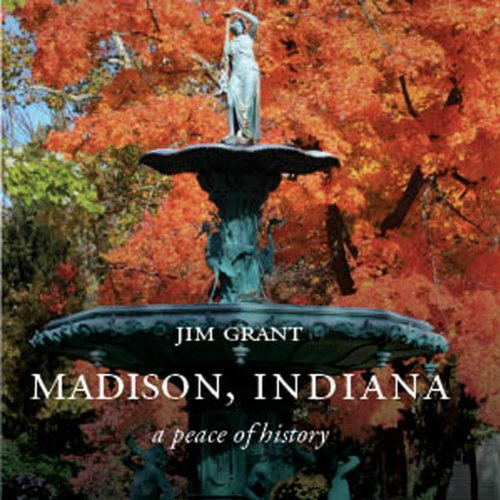 Madison, Indiana audiobook cover art