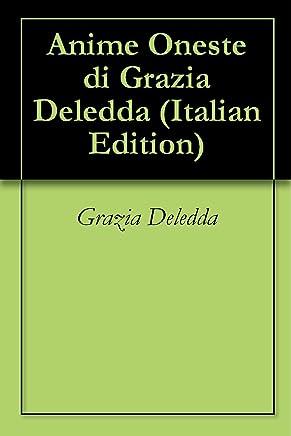 Anime Oneste di Grazia Deledda