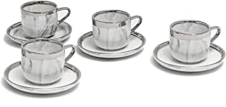 Best glass cup and saucer Reviews