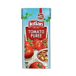 Kissan Tomato Puree, 200g