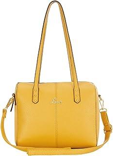 Lavie Trios Women's Handbag (Ocher)