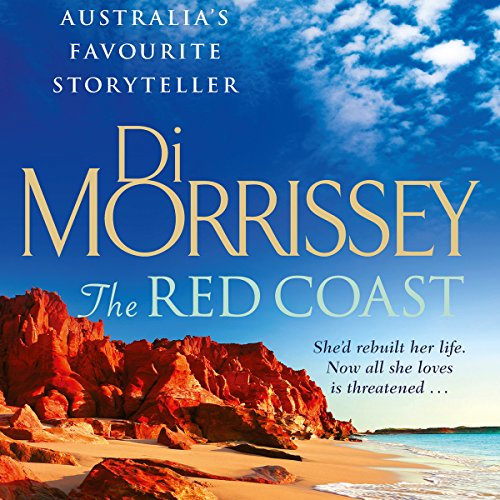 The Red Coast audiobook cover art