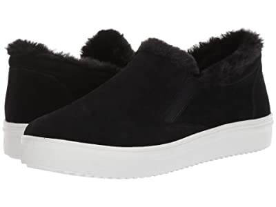 Blondo Gia Waterproof (Black Suede) Women
