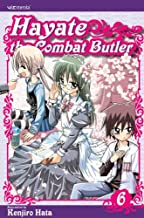 Hayate the Combat Butler, Vol. 6