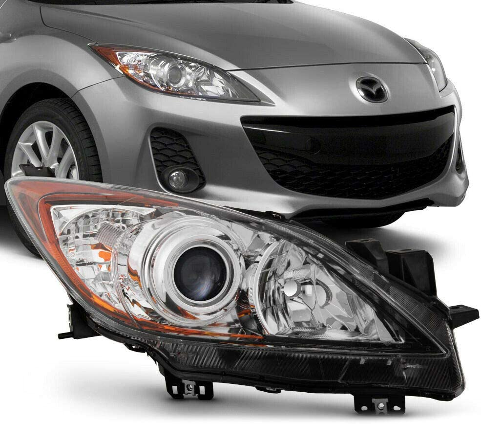 NEW Headlights Compatible with 2010-2013 Sedan 3 Hat Limited Regular store time sale