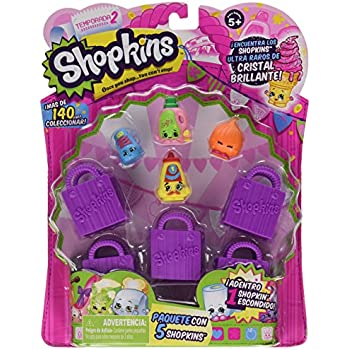 Shopkins Season 2 (5-Pack) (Styles Will Vary) | Shopkin.Toys - Image 1