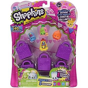Shopkins Season 2 (5-Pack) (Styles Will Vary) | Shopkin.Toys - Image 1