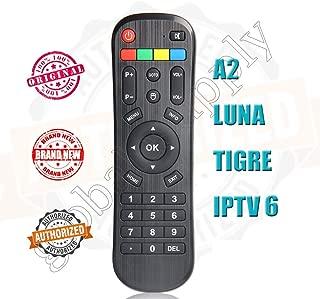 Original Remote Control for A2 /Tigre/Luna/IPTV6 TV Box