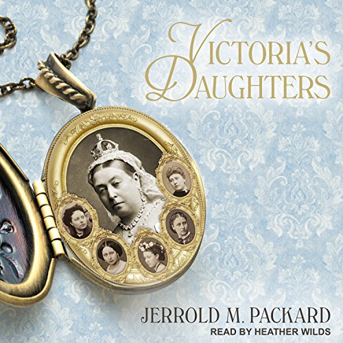 Victoria's Daughters audiobook cover art