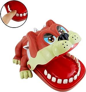 Neworkg Luck Dog Bulldog Dentist Game for Kids (Dog More Fun Than Crocodile) Crocodile Toy,Crocodile Dentist,Kids Dentist,Dentist Toys for Kids,Crocodile Dentist Game,Bulldog Dentist