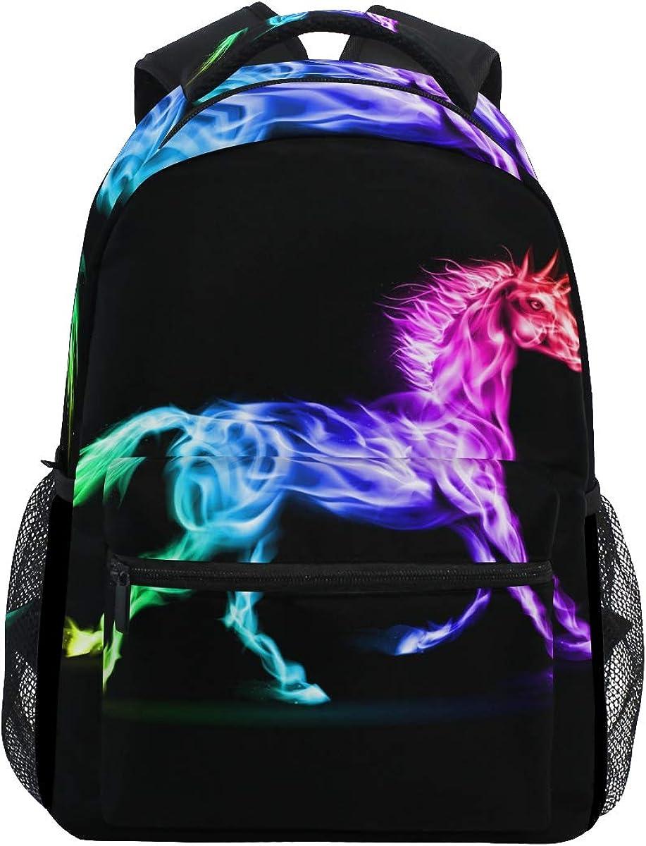 Unicorn Koala Horse Backpack Dinosaur Gir Boys Ranking TOP19 for Hippo Mesa Mall Bookbag