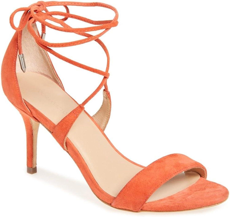 Pour La Victoire Women's Zahara Taupe sandals 9.5 M