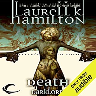 Death of a Darklord audiobook cover art