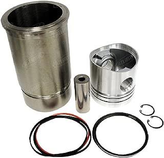 1409-3105 John Deere Parts Piston Kit (Std) 1020; 1030; 2020; 2510; 300 INDUST/CONST; 350B CRAWLER; 380 LIFT TRUCK; 400 LOADER; 440 SKIDDER; 450 INDUST/CONST; 480 LIFT TRUCK; 820
