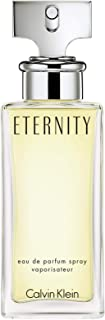 Calvin Klein Eternity Eau de Parfum Spray for Women  100ml