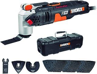 comprar comparacion Worx WX681 - Multiherramienta, 450 W, 230 V