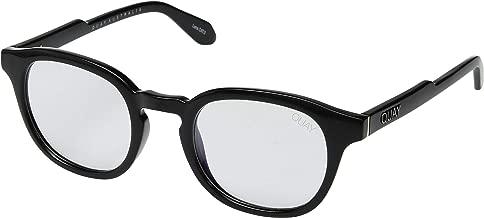QUAY AUSTRALIA Unisex Walk On - Blue Light Glasses