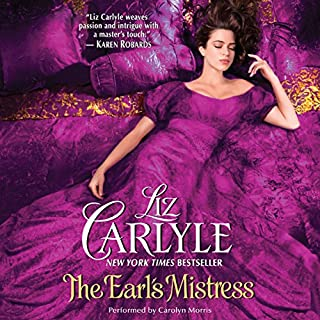 The Earl's Mistress cover art
