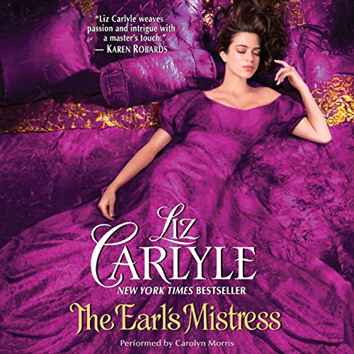 The Earl's Mistress audiobook cover art