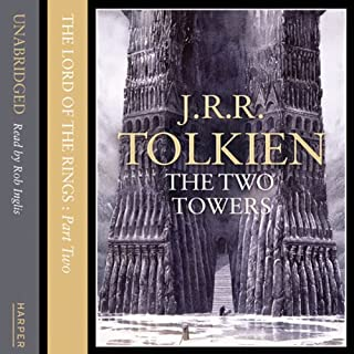 The Two Towers, Volume 2 cover art