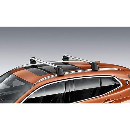 Dachträger Relingträger Alu Für Bmw X2 F39 Baujahr 01 2018 Mit Geschlossener Reling Auto