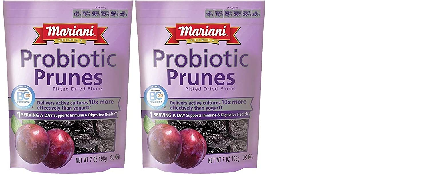 Mariani Probiotic Prunes - Max Department store 84% OFF Two 6 Plu Packages of Dried oz