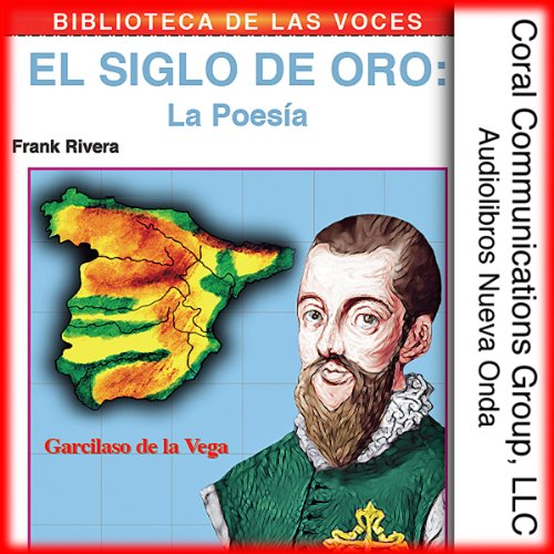 La poesia: El siglo de oro [Poetry: The Golden Age] audiobook cover art